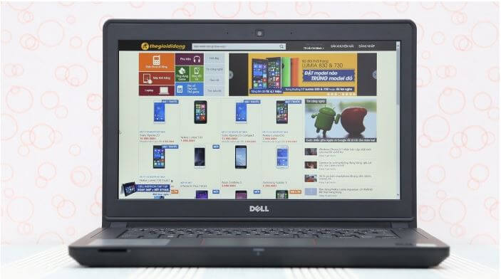 laptop gaming Dell Inspiron 7447