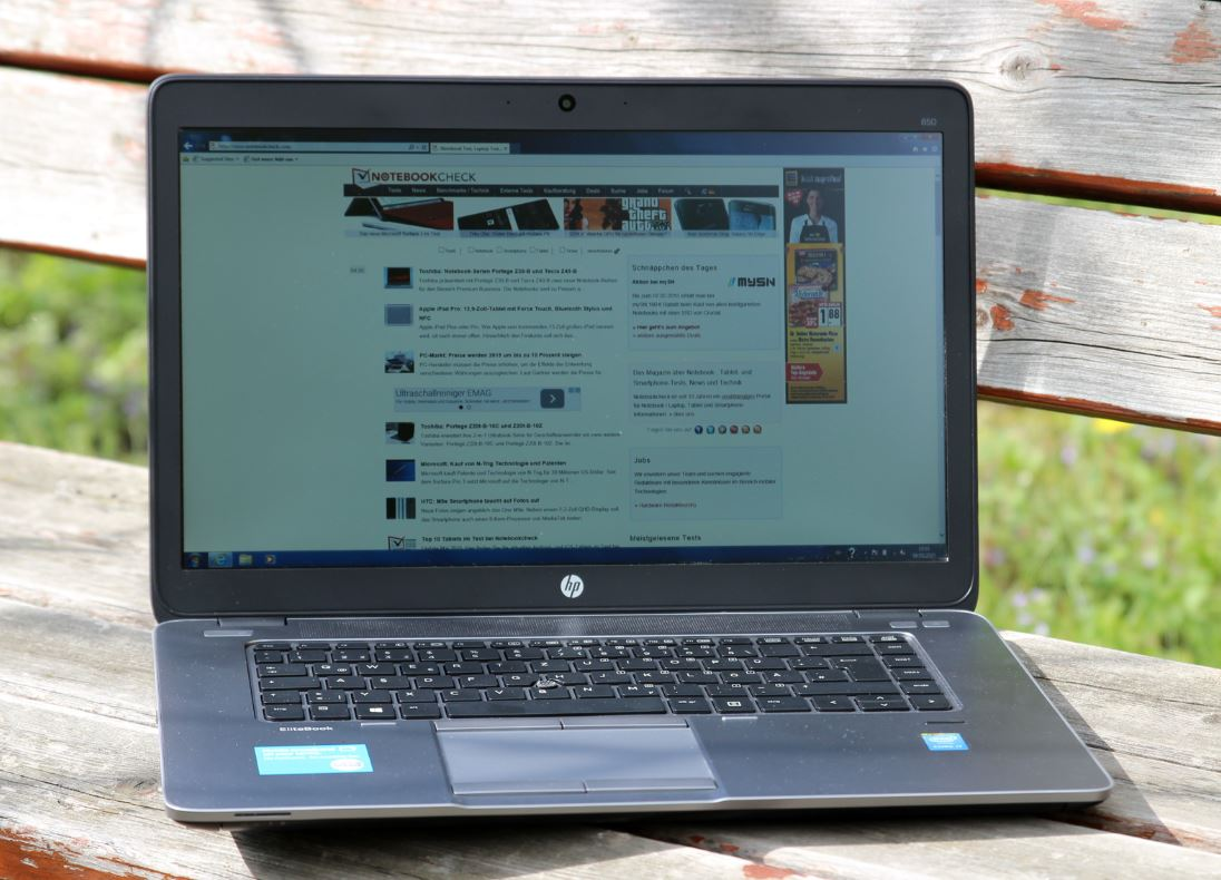 Laptop HP Elitebook 850 G2