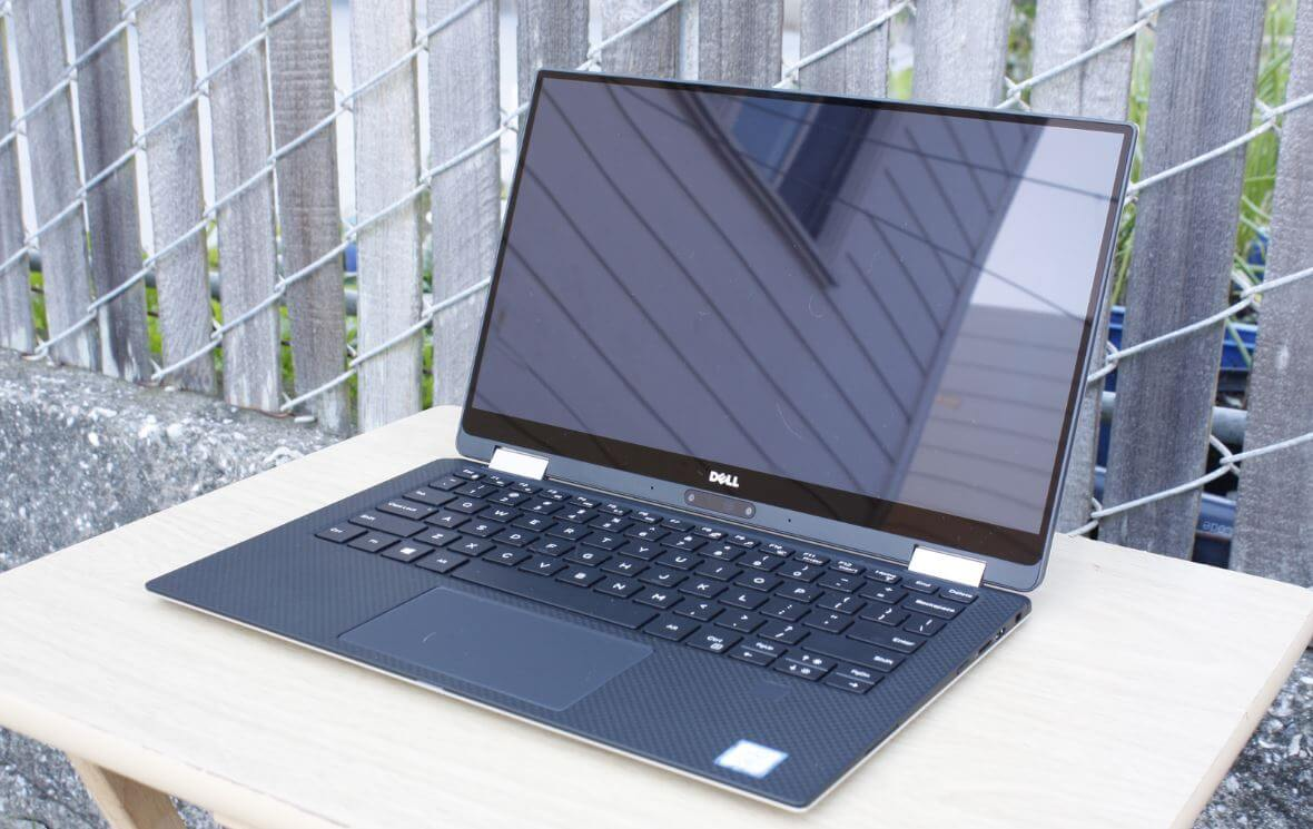 laptop gaming XPS 9365