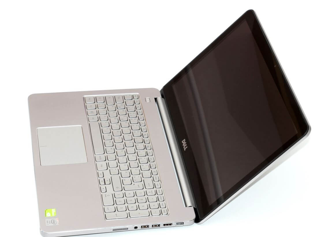 laptop gaming Dell Inspiron 7537
